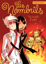 Les Nombrils - Tome 5 - Un couple d'enfer