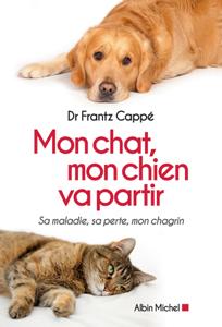 Mon chat, mon chien va partir La couverture du livre martien