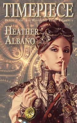 Timepiece - Heather Albano book