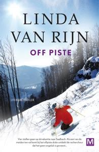 Off piste Door Linda van Rijn Boekomslag