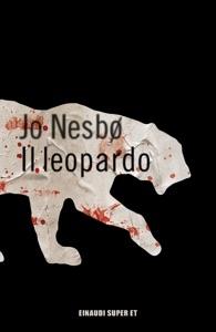 Il leopardo di Jo Nesbø Copertina del libro