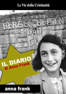 Il Diario di Anna Frank Copertina del libro