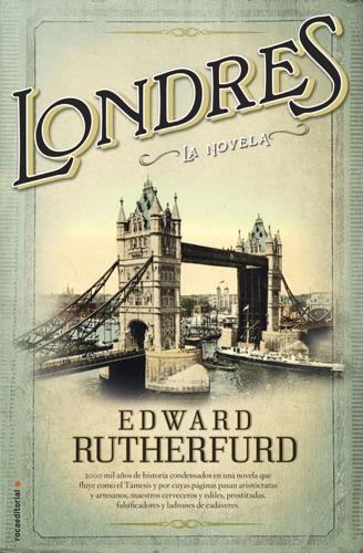 Edward Rutherfurd - Londres