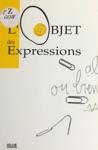 Lobjet Des Expressions