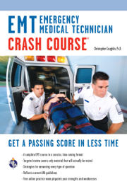 EMT (Emergency Medical Technician) Crash Course Book + Online