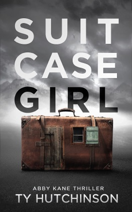 Suitcase Girl book cover