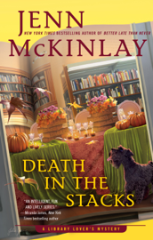 Death in the Stacks book
