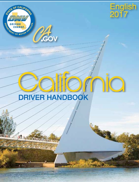 Znalezione obrazy dla zapytania california driver handbook