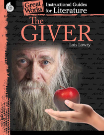 The Giver: Instructional Guides for Literature book