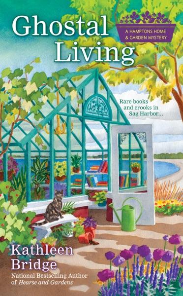 Ghostal Living - Kathleen Bridge book cover