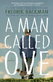 A Man Called Ove - Fredrik Backman Book