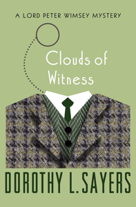 Clouds of Witness Book Cover