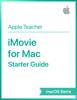 Apple Education - iMovie for Mac Starter Guide macOS Sierra artwork