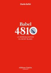 Babel 4810 - La mondialisation du Mont-Blanc