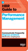 Harvard Business Review - HBR Guide to Performance Management (HBR Guide Series) artwork