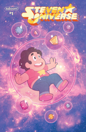 Steven Universe Ongoing #1 book