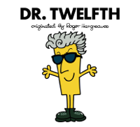 Adam Hargreaves - Doctor Who: Dr. Twelfth (Roger Hargreaves) artwork
