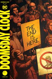 Doomsday Clock (2017-) #1 book