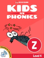 Learn Phonics: Z - Kids vs Phonics