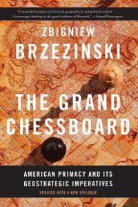 The Grand Chessboard La couverture du livre martien