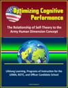 Optimizing Cognitive Performance The Relationship Of Self-Theory To The Army Human Dimension Concept - Lifelong Learning Programs Of Instruction For The USMA ROTC And Officer Candidate School