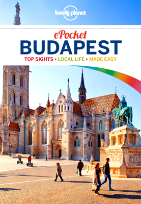 Pocket Budapest Travel Guide - Lonely Planet book