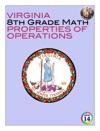 Virginia 8th Grade Math - Properties Of Operations