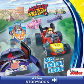 Mickey And The Roadster Racers Race For The Rigatoni Ribbon
