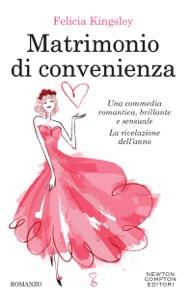 Matrimonio di convenienza Book Cover