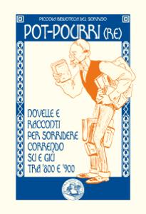 Pot-pourri(re) Copertina del libro