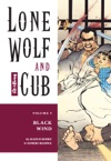 Lone Wolf And Cub Volume 5 Black Wind
