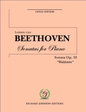 """Download Beethoven Piano Sonata No. 21 Op. 53 """"Waldstein"""""""