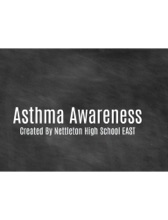 Asthma Awareness