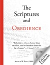 The Scriptures And Obedience
