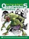Guia Curso De Desenho Quadrinhos - Monstros Ed01