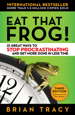 Eat That Frog! - Brian Tracy book