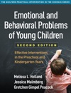Emotional And Behavioral Problems Of Young Children Second Edition