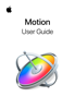 Apple Inc. - Motion User Guide artwork