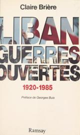 Liban, guerres ouvertes (1920-1985)
