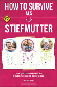 HOW TO SURVIVE ALS STIEFMUTTER Buch-Cover