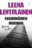 Leena Lehtolainen - Ensimmäinen murhani artwork