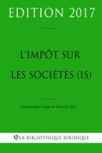 L'impôt sur les sociétés (IS)