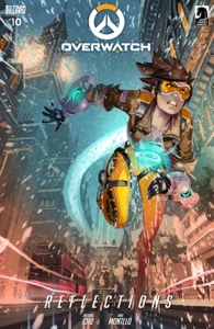 Overwatch #10 Book Review