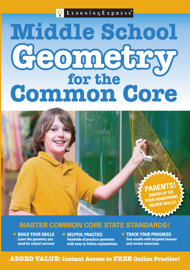 Middle School Geometry for the Common Core book