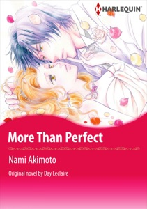 More Than Perfect Book Cover