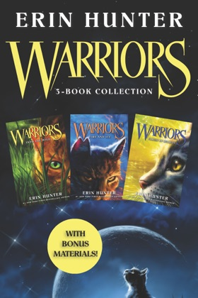 Warriors 3-Book Collection with Bonus Material image