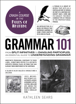 Grammar 101 - Kathleen Sears book