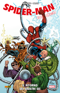 Spider-Man. Il Ritorno Dei Sinistri Sei (Spider-Man Collection) Libro Cover
