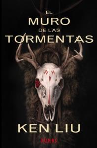 El Muro de las Tormentas Book Cover