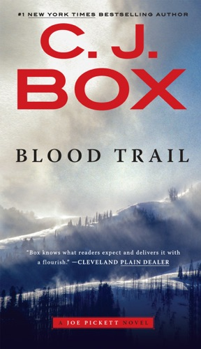 C. J. Box - Blood Trail